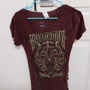 New Affliction Shirt
